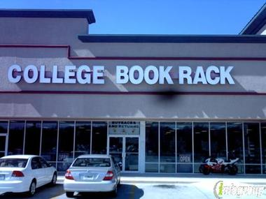 College Book Rack
