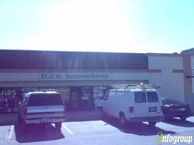 D J&#039;s Smoke Shop
