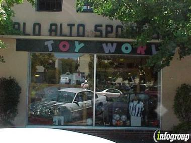 Palo Alto Sport &amp; Toy