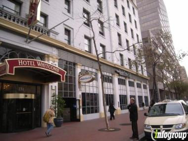 Hotel Whitcomb San Francisco Hotels