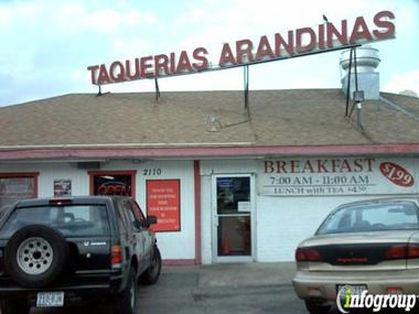 Taquerias Arandinas