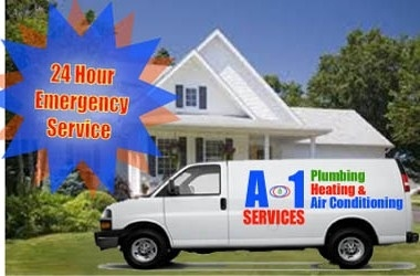 A-1 Discount Plumber,air Conditioning & Heating