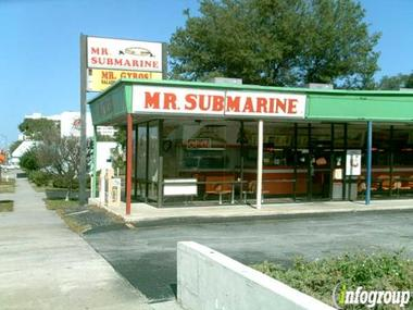 Mr Submarine-Mr Gyros
