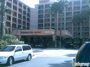 Fairfield Inn Anaheim Disneyland