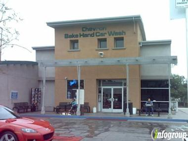 Bake Hand Car Wash