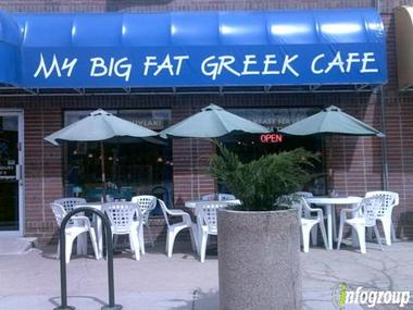 My Big Fat Greek Cafe