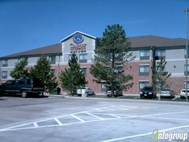 Comfort Suites Denver South