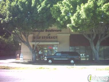 Colorado Boulevard Self Storage