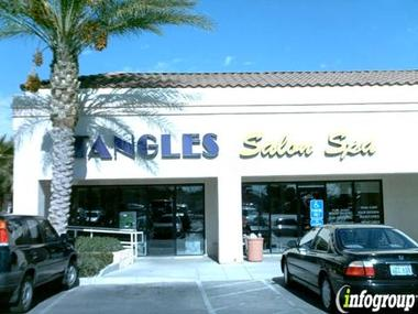 Tangles Salon Spa