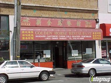 Golden Horse Restaurant
