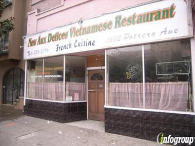 New Aux Delices Vietnamese