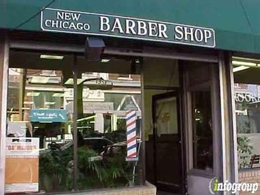 New Chicago Barber Shop