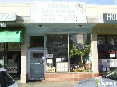 Vanida Thai Kitchen