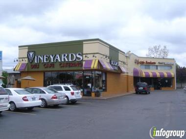 Vineyards Cafe &amp; Catering