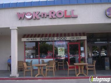 Wok &amp; Roll