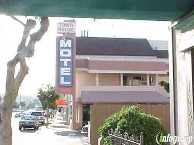 Town House Motel San Francisco Hotels