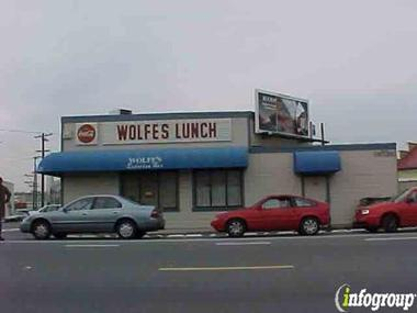 Wolfe's Lunch