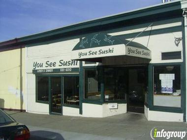 You See Sushi