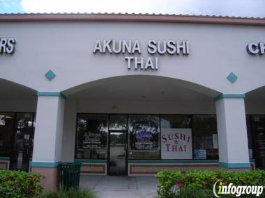 Akuna Sushi