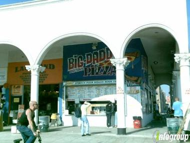 Big Daddy&#039;s Pizza and Funnel Cakes