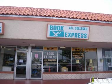 Book Express Inc