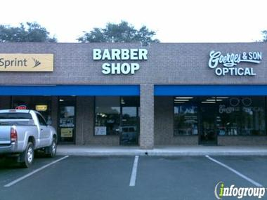 Park Oaks Barber Shop