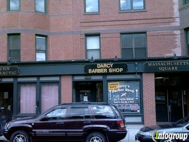 Darcy's Barber Shop