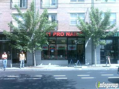#1 Pro Nails