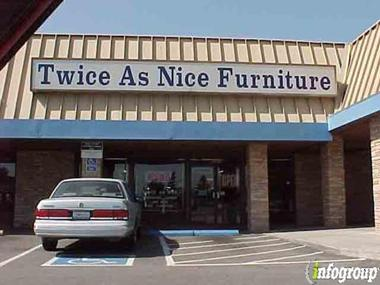 Twice As Nice Furniture