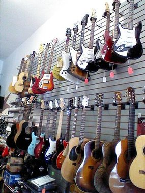 The Good Stuff Guitar Shop