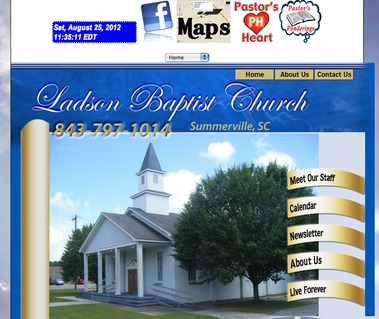 Ladson Baptist Church