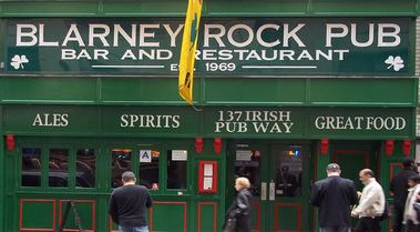 Blarney Rock Pub