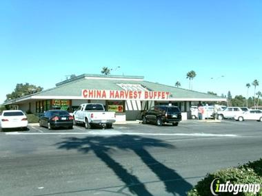 China Harvest Buffet