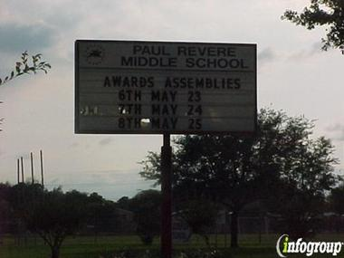 Paul Revere Middle School