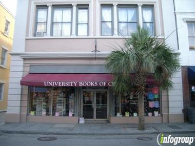 University Books Of Charleston