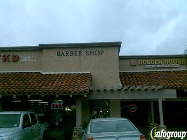 Gabby's Barber Shop