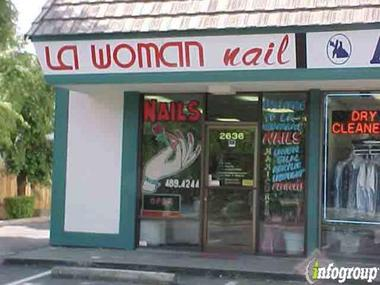 L A Woman Nail Salon &amp; Btq