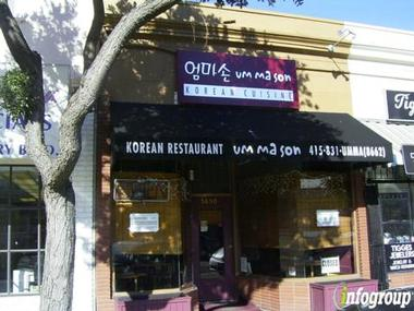 Um Ma Son Korean Restaurant