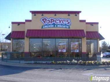 Popeye's Chicken & Biscuits
