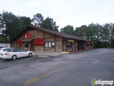 J R's Log House Restaurant