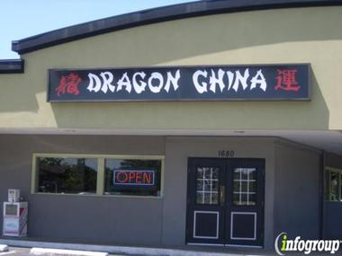 Dragon China Buffet Restaurant
