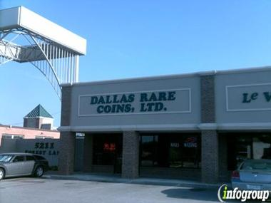 Dallas Rare Coins Ltd