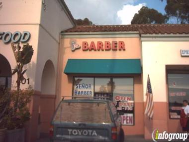 The Senor Barbers Barbershop