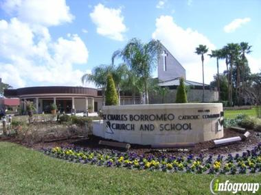 St Charles Borromeo Catholic School