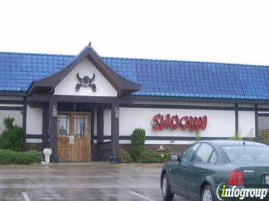 Shogun Japanese Steakhouse