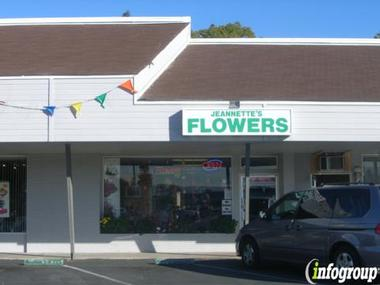 Jeannettes Flowers & Gifts