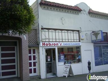 Hobson&#039;s Choice Cleaners