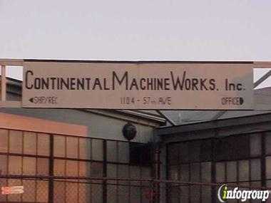 Continental Machine Works Inc.