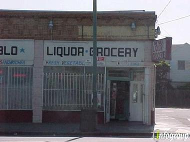 San Pablo Liquor Store