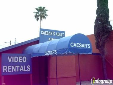 Caesar&#039;s Adult Video Store